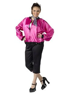 Check out Plus Size T-Bird Sweetie Costume - 50s Costumes from Anytime Costumes