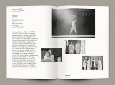 Theater Erlangen / by Neue Gestaltung / Programm der Spielzeit 2014/15