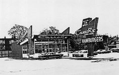 Carrols hamburgers - early 60s. They now own Burger King.