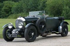 Salon_prive_sale_Bentley_Blower  #cars #carphile #classiccars #Bentley