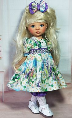 18 Inch Doll, Doll Clothes, Harajuku, My Favorite Things, Vintage Dolls, Handmade, Style, Fashion, Cute Kids