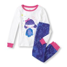 star girl cotton pjs | US Store