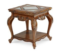 Lavelle Melange End Table - by Aico