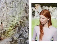 Oyster Fashion: 'Mineral' Shot By Jedd Cooney | Fashion Magazine | News. Fashion. Beauty. Music. | oystermag.com