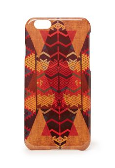 Tribal Print Case for iPhone 6 | FOREVER 21