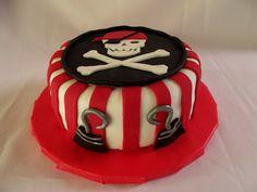 Ayelén Cocina Torta de pirata