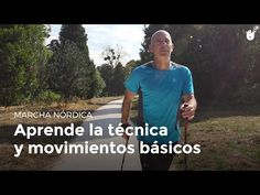 In this video, you will learn the basic Nordic Walking action, a technique using both your arms and your legs. With over 35 videos, our Nordic Walking progra. Power Walking, Walking Program, Walking Poles, Increase Stamina, Nordic Walking, Discipline, Senior Fitness, Decathlon, Stretching Exercises