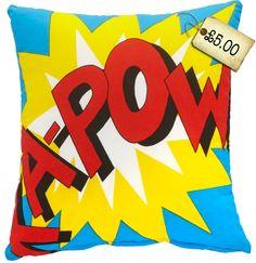 kapow-cushion
