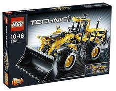 LEGO Technic Shovel #8265