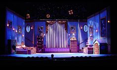 good set dressing (toys etc) Peter Pan Musical, Peter Pan Flying, Peter Pan Nursery, Xmas 2015, Pan Set, Set Design, Neverland, Theatre, Dressing