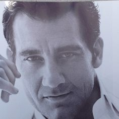 AD - Possibly the most handsome man in the universe. Clive Owen for Bvlgari - VANITY FAIR june