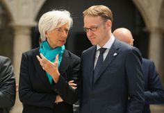 Weidmann Hits Back After Lagarde Criticizes German Surplus.(January 18th 2018)