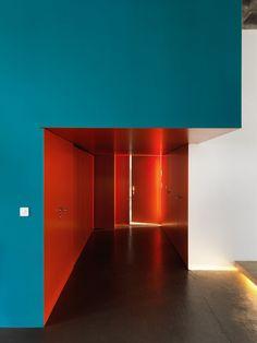 Loft | Sas Specific Architectural Solutions #loft #colors