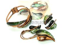TeamLove FlashPro Treasury ~ Vintage Jewelry Sets / Parures by Marlo on Etsy