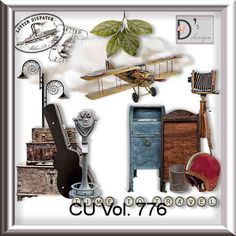 Vol. 776 - Travel-World by Doudou's Design