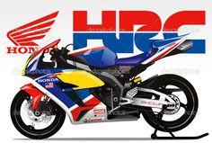 HRC HONDA