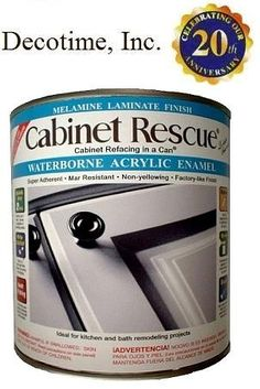 Painting Thermofoil Cabinets