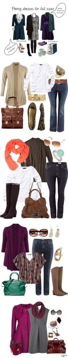 """""""Plus Sized Style"""" by gericooper on Polyvore"""