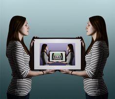 Self Portrait by Morgan Ferrell