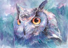 'Illusive Owl' by Snowmarite