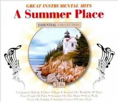 Various - A Summer Place: Great Instrumental Hits