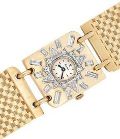 Retro Gold and Diamo beauty bling jewelry fashion