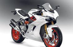 Ducati Supersport 2017,