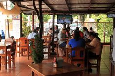 soda rustico lunch   - Costa Rica