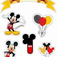 Topo de Bolo de Papel dos Vingadores para Imprimir Grátis | Mimo Kids Bolo Do Mikey, Minnie Mouse Clipart, Bolo Mickey, Edible Printing, Minnie Bow, Mickey Mouse Birthday, Mickey And Friends, Holidays And Events, Mini Albums