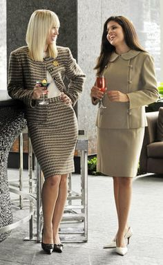 Women's Chic Suits For Work