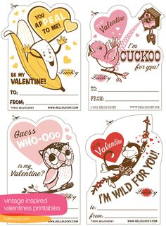 Clipart valentines vintage free