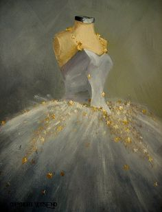 RESERVED for S ballet Tutu painting The Dance of the by 4WitsEnd ♥ www.thewonderfulworldofdance.com #ballet #dance