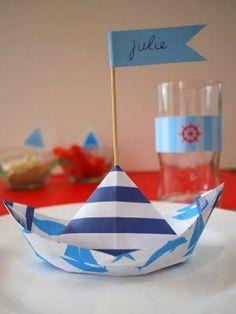 Ideas para una fiesta de marineros