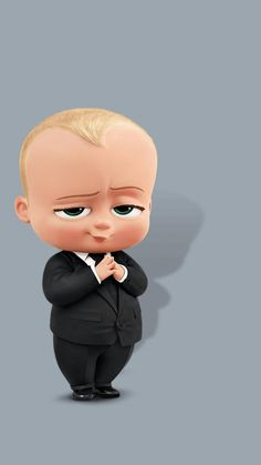 Can't get over the cutness of The Boss Baby movie? Check out this amazing the Boss Baby poster collection. Boss Wallpaper, Cartoon Wallpaper Hd, Disney Phone Wallpaper, Funny Wallpapers, Phone Wallpapers, Baby Cartoon Drawing, Cartoon Boy, Boss Birthday, Baby Movie