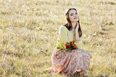 Rustic Wildflower Media Share At ShopRuche.com