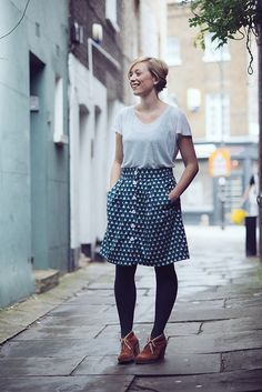 Megan Nielson Kelly Skirt - Makers Market
