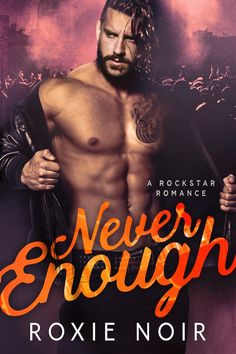 Never Enough: A Rockstar Romance is coming Feb. 23 – but you can add it on Goodreads now! Photographer: Wander Aguiar Model: Nick Bennett Cover Artist: CoverLüv It's a simple enough tr…