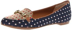 DV by Dolce Vita Women's Langely Slip-On Loafer,Navy Dot Fabric,6 M US DV by Dolce Vita, SHOE FASHION if you wish to buy just CLICK on AMAZON right HERE http://www.amazon.com/dp/B00CE01TLI/ref=cm_sw_r_pi_dp_DQvNsb0VBGRGMF3M