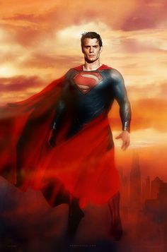 Superman, Man of Steel-Henry Cavill @Kimberly Peterson Miller I never saw you pin this one