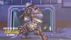 Reinhardt is a stealth hero.
