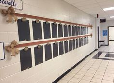 Lovely My hallway bulletin board for the year – burlap chevron ribbon, burlap ribbon, & handmade display boards and name tags. The post My hallway bulletin board for the year – burlap chevron ribbon, burlap ribbon, &… appeared first on Post Decor . 3rd Grade Classroom, Classroom Setting, Classroom Door, Classroom Setup, Classroom Design, Kindergarten Classroom, School Classroom, Classroom Organization, Future Classroom