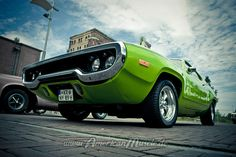 Sassy Grass Green by ~AmericanMuscle