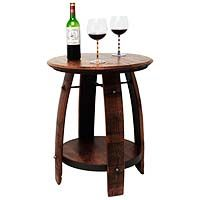 I could make this. First I have to buy a barrel of wine, then drink it all. Shouldn't be too hard :)