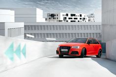Audi RS3 Quattro on Behance Audi Sportback, Audi Rs3, Car Photographers, France Photography, Level Up, Toulouse, Racing, Urban, Studio
