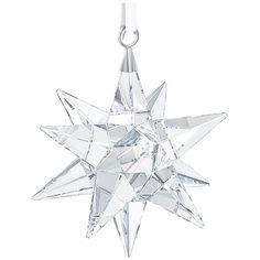 Swarovski: Star Ornament