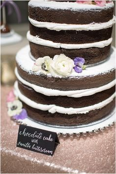 Naked Rustic wedding cakes on Pinterest | 188 Pins
