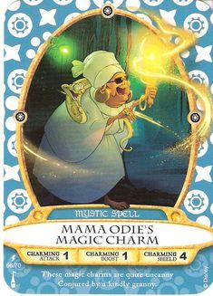 Mama Odie's Magic Charm