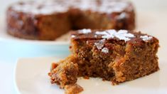 Fig Walnut Cake Recipe