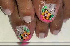 Nail Designs, Nail Art, Nails, Pretty Nails, Work Nails, Amor, Toenails Painted, Simple Toe Nails, Simple Elegant Nails