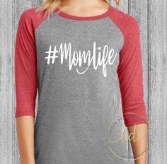 Etsy Mom Life Shirt/Mom Life Tee/ Funny Saying Mom Shirt/Mom Shirt/Womens Shirt/Weekend Shirt/Mom Life To #affiliate #shirt